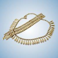 Vintage Parklane Necklace and Bracelet Demi-Parure