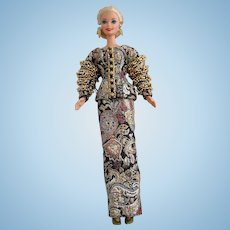 Vintage DIOR Barbie Doll - Mint Condition in Original Box