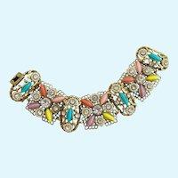 Vintage Selro Colorful Bracelet