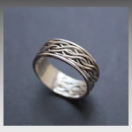 Ring Sterling Silver Size 6,7,8,9