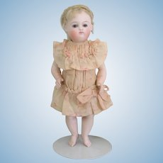 7 inch All Bisque Early Kestner Mignonette Doll