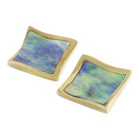 Angela Cummings Abalone Earrings
