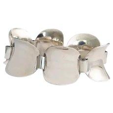 Georg Jensen Silver Bracelet by Steffen Andersen