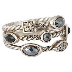 David Yurman Confetti Collection Ring