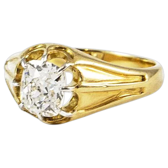 Antique High Quality Diamond Ring