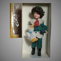 Effanbee Jan Hagara Vinyl doll   MIB   Larry