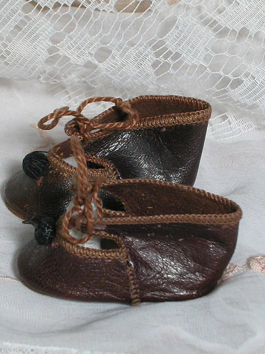 Inch Little Brown Bebe Shoes