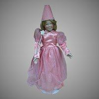UFDC  Portland Oregon Region 1 Conference Dolly Halloween Fantasy  Doll  1991