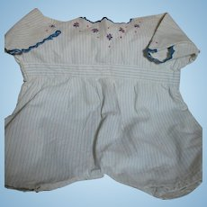 Cotton Doll Rompers for Large Baby Doll