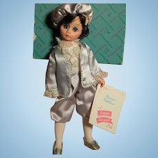 Madame Alexander Blue Boy MIB  1960s