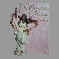 Seraphim Figurine Angel Celine the Morning Star by Roman Inc Mint In Box