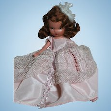 Nancy Ann Storybook Doll Painted Bisque Doll Beauty & The Beast