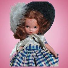 Nancy Ann Bisque Doll  Elsie Marley Grown so Fine  1948+