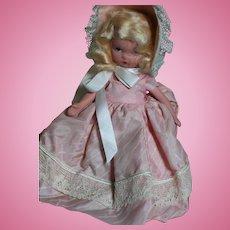 Nancy Ann Bisque Storybook Doll  February Fairy Girl