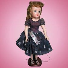 Ideal Miss Revlon Doll VT- 18  All Original  1950s