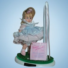 Madame Alexander Doll Wendy Maypole Dance on Base