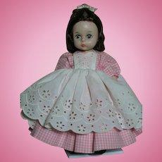 Madame Alexander BKW Tagged dress  1950s
