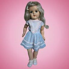 Vintage Ideal Toni Doll Hard Plastic P-92 Original  Outfit