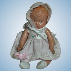 """Madame Alexander Dianne Quintuplet Outfit on Composition 7"""" Doll"""