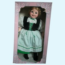 """Vintage Doll by Royal House of Dolls   Gretchen Mint in Box 21"""" tall"""