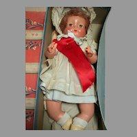 Effanbee  Sweetie Pie Doll Caracul Wig All Original with Original Box 1939-on