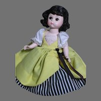 """Madame Alexander Doll France in box  8"""" tall"""