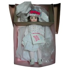 Madame Alexander Portrait Children Degas Girl  In Original Box