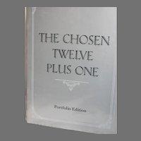 The Chosen Twelve Plus One, Portfolio of Photographs of 12 Apostles + Their Lives