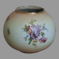 Dolton Art Porcelain Vase  Marked on the Bottom in Red Crown