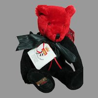 Canterbury Bears Gund Montaque  Made in England 12""
