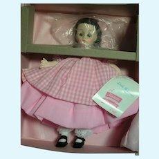 "Madame Alexander Little Women Beth Mint in Box   12"""