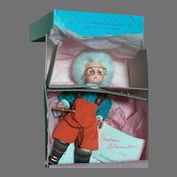 """Madame Alexander Doll Geppetto Mint in Box 8"""""""