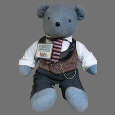 """North American Bear C. V.I.P. Rhett Beartler 1987 21"""" Tall"""