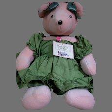 "North American Bear C. V.I.P. Scarlett O'Beara 1987 21"" Tall"