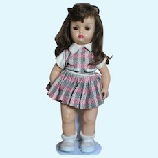Terri Lee Walker Doll Original tagged Outfit  10-1/2 inches tall