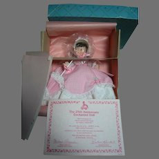 """Madame Alexander Doll  The Enchanted Doll 25 Anniversary  Mint in box 10"""""""