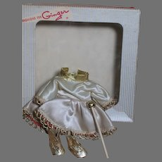 """Boxed Fashion Majorette Dress For 8"""" Ginger Doll Cosmopolitan doll & Toy Corp."""