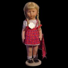 Kathe Kruse School Child