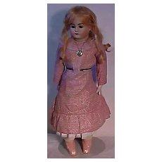 Beautiful Turned Head Alt, Beck & Gottschalk 1290 Doll
