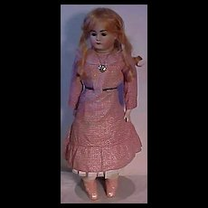 Beautiful Turned Head Alt, Beck & Gottschalk 1290 Doll
