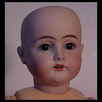 Mystery German Doll Marked R B