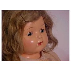 Rarely Found Mae Starr Phonograph Doll