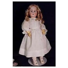 "Doll Of Mystery Marked ""300"""