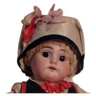 All Original Regional Doll For The French Market