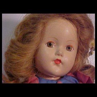 Mint Condition Effanbee Historic Series Civil War Doll