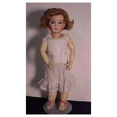 """20"""" French Child marked Cherie"""