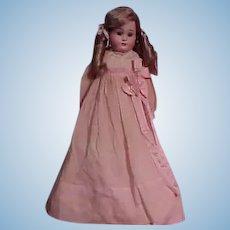 Pretty German Child In Original Costume