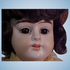 Beautiful German Alma Doll With Unusual Expression