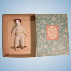 Ruth Gibbs Doll Never Removed From Original Box