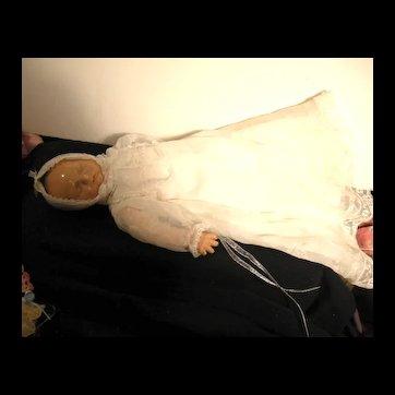Sweet Sleeping Effanbee Composition Baby